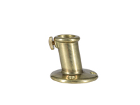 Flagpole holder Brass