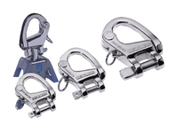 Synchro snap shackles