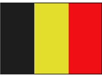 Talamex vlaggen Europa: België
