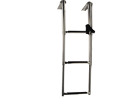 Boarding ladder telescopic