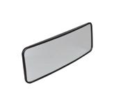Wide view ski mirror - Rear view mirror