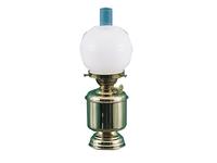 Tischlampe klein mit Opalglaskugel