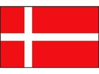 Talamex vlaggen Europa: Denemarken
