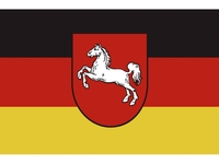 Talamex vlaggen Duitsland: Nedersachsen