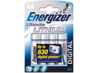 Energizer Ultimate Lithium Batterien