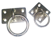 Mooring rings stainless steel