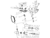 Talamex Elektromotoren Ersatzteile