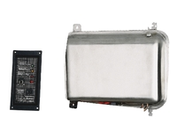 Koudebuffer VD-06 met TEC-sturing voor serie 80 en 90