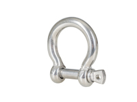 Bow shackles - eye bolt