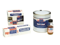 Glue for inflatable boats