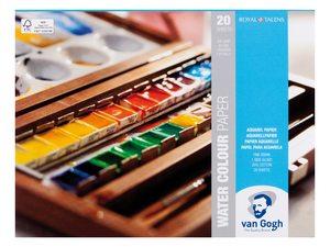 Van Gogh aquarelblokken