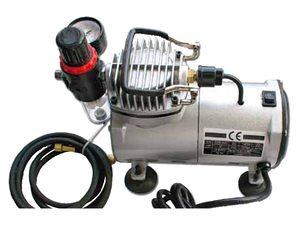 Compressor en toebehoren