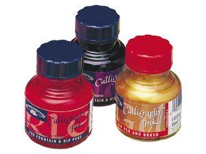 Calligrafie inkt