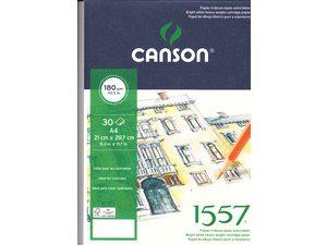 Canson tekenblokken nr 1557