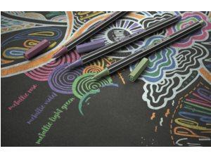 Stabilo METALLIC pen 68 fineliners