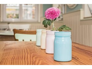 Chalky Finish  voor Glas