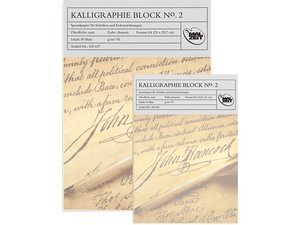 Kalligrafie papier