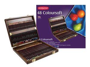 Derwent Coloursoft kleurpotloden