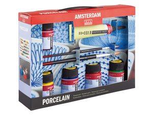 Startset Amsterdam Deco porceleinverf