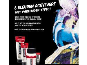 Amsterdam acrylverf parelmoer 120 ml