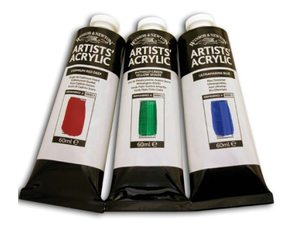 Winsor and Newton Artists acrylverf