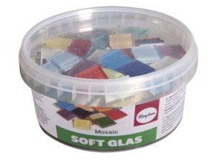 Softglas mozaiek