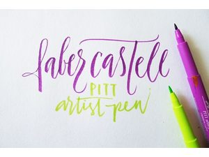Faber Castell PITT Artist pennen