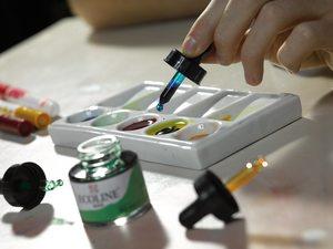 Ecoline en ecolinebrush-pennen