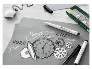 Faber Castell PITT artist pen sets