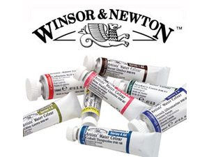 Winsor and Newton professional aquarelverf