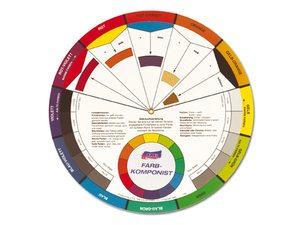 Kleuren wiel
