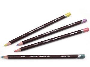 Derwent Coloursoft potloden per stuk