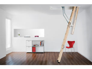 Zolder / Vlizo trappen
