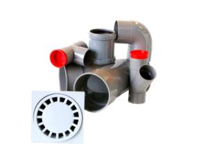 PVC Afvoermaterialen
