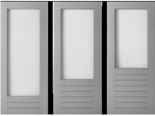 Stapeldorpel deuren