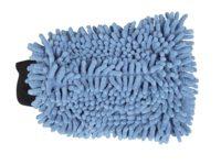 Mesh & microfiber chenille wash mitt