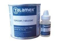 Talamex lijmen en kitten: Topcoat