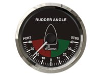 SILVERLINE RUDDER INDICATOR GAUGE