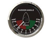 Silverline rudder indicator gauge