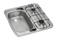 Built-in cooker/sink combinations HS2420/2460