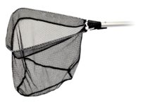 Fold-N-Stow Fishing Net