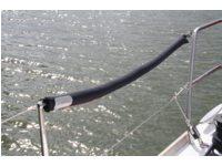 G-nautics Relingdrahtpolster navy