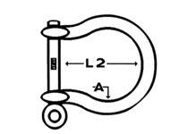 Harpsluitingen - Oogbout