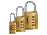 Abus combination locks