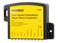 Ruitenwissermotor interval controller