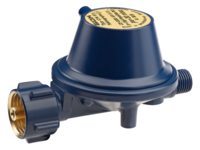 GOK gaspressure regulators straight 30mBar