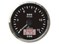 Silverline GPS/Speed/Compass