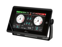 """Multifunktionales Touchscreen-Display 7"""" NMEA2000"""