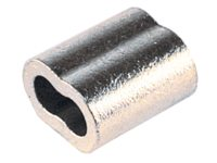 Sleeves for stainless steel wire