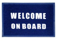 "Mat ""Welcome on Board"""
